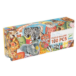 Djeco 100 piece - Kings Party