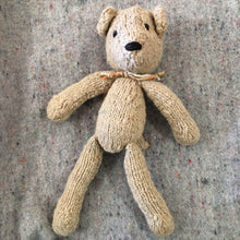 Bear - Hand Made in Kenya (brown)