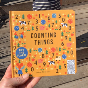 Counting Things Board Book