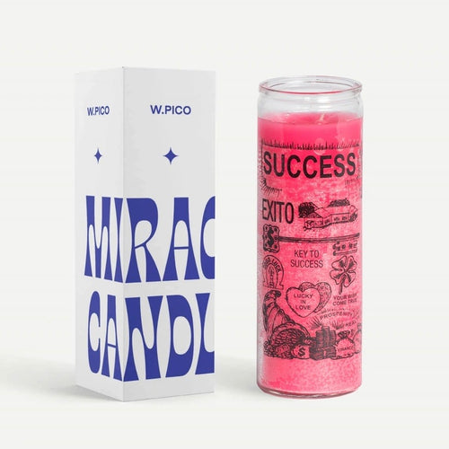 W Pico Candle - Success