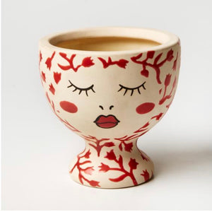 Jones & Co - Alyssa Face Vase