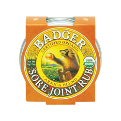 Badger Balm - Natural Sore Joint Rub