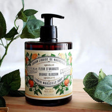Panier Des Sens - Orange Blossom liquid soap