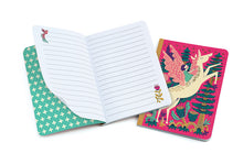 Djeco - Little Notebooks Set of 2 Melissa