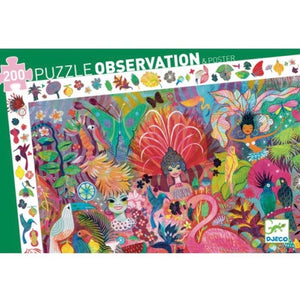 Puzzle 200 piece - Carnival