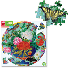 Eeboo 500 piece - Bouquet & Birds