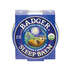 Badger Balm - Natural Sleep Balm