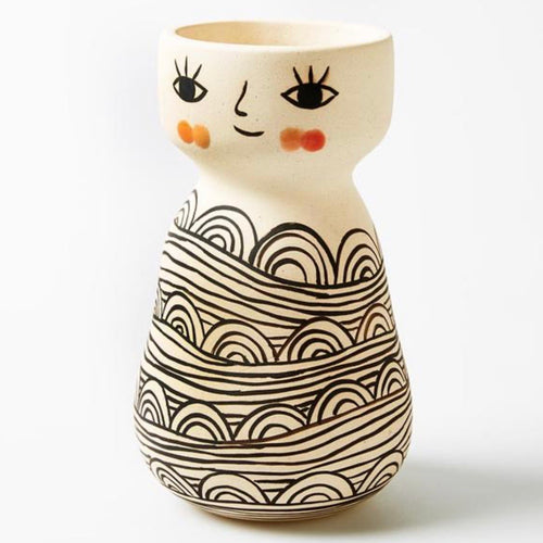 Jones & Co - Miss Cozette Face Vase