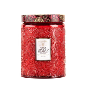 Voluspa Candle 100 hour- Goji Tarocco