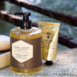 Panier Des Sens - Honey liquid soap