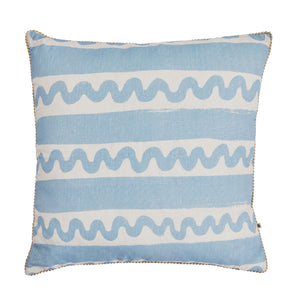Bonnie & Neil - Beach Stripe Blue