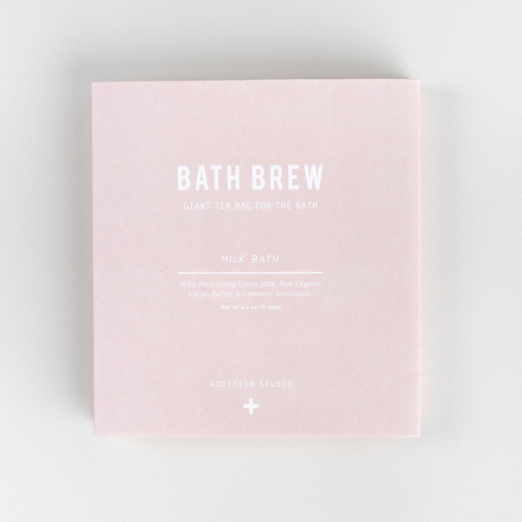 Addition Studio - Bath Brew