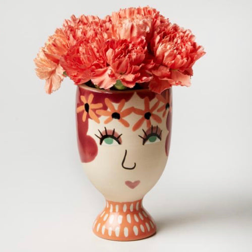 Jones & Co - Lorie Face Vase