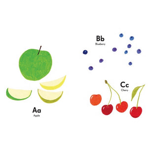 ABC Fruit Salad - Board Book