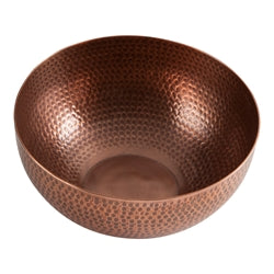 Copper Serving Bowl