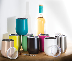 Insulated Wine Tumbler (Set of two)