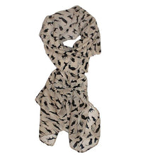 Load image into Gallery viewer, Chic Cat-printed Scarf-2