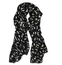 Load image into Gallery viewer, Chic Cat-printed Scarf-3