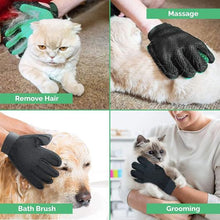 Load image into Gallery viewer, Cat Deshedding Glove