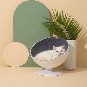 AdorablyCat Rotating Chair