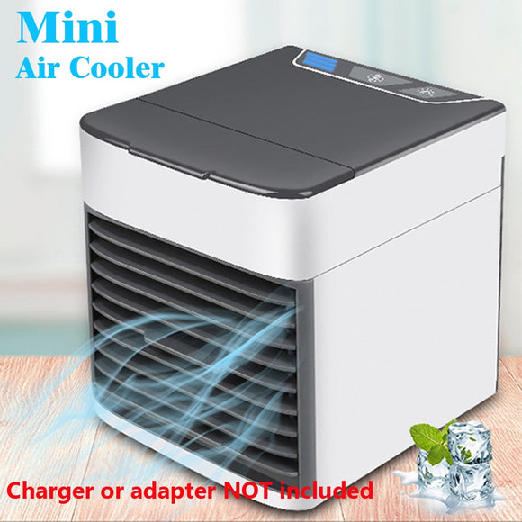 2019 artic air new improved 2X cooling mini portable air conditioner