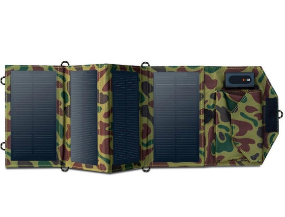 Portable Solar Charger for Mobile Phones