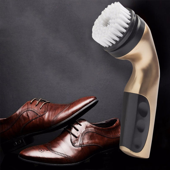Automatic Electric Shoe Brush Polisher