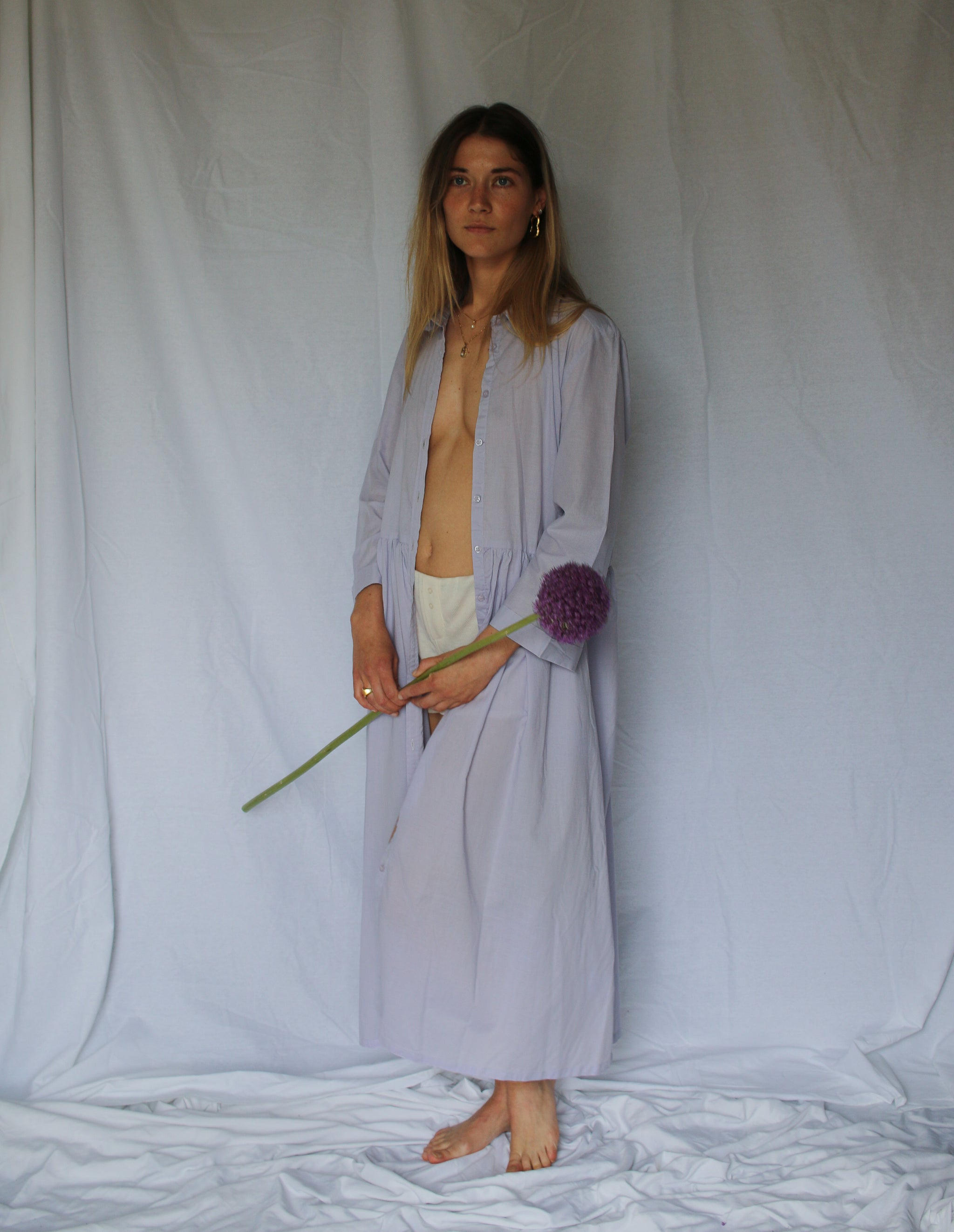 The Coco dress - Lilac