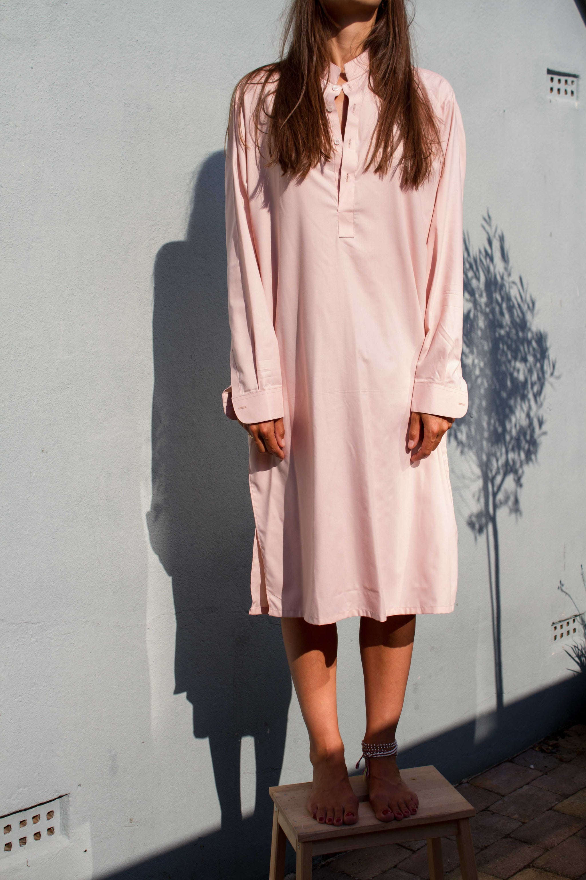 Namba Dress - soft pink
