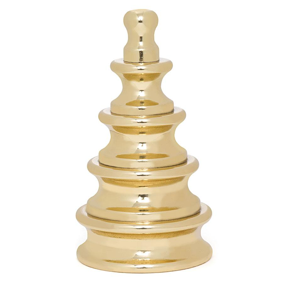 Eiffel Finial - Liberty Brass