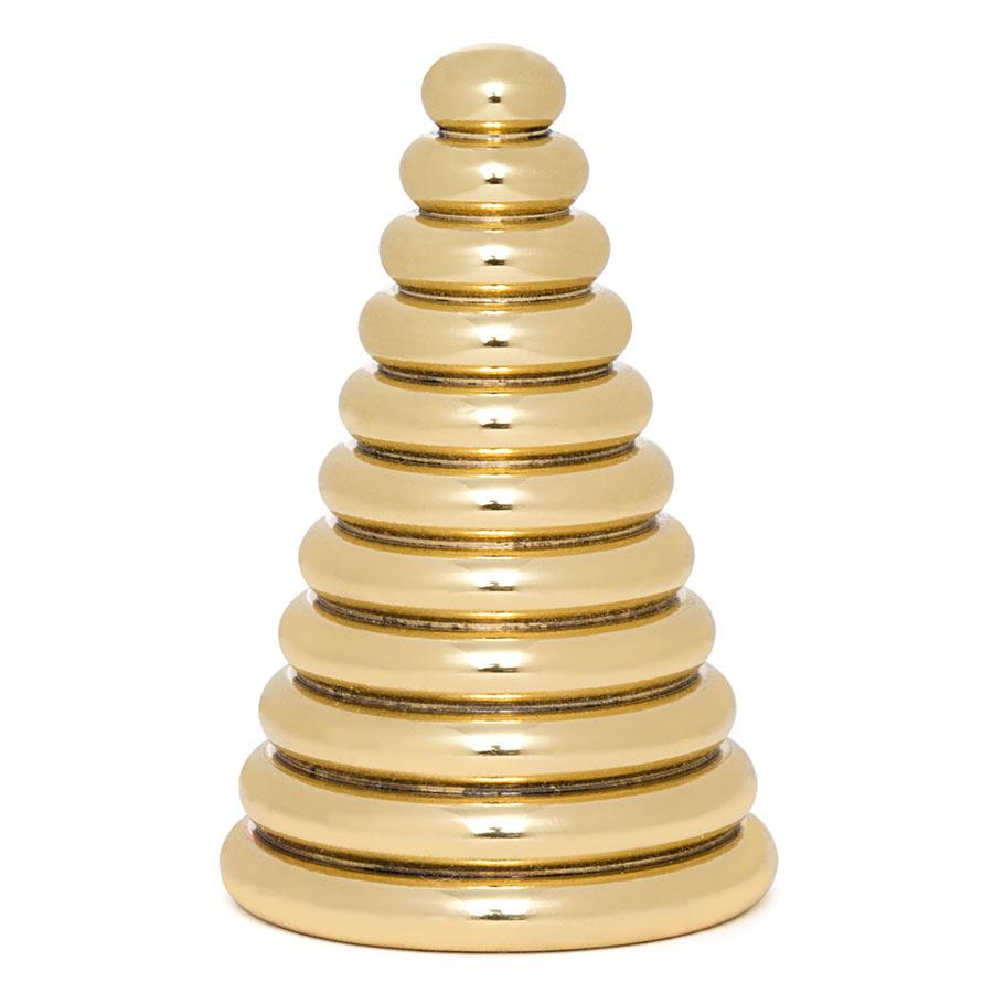 Large Beehive Finial - Liberty Brass