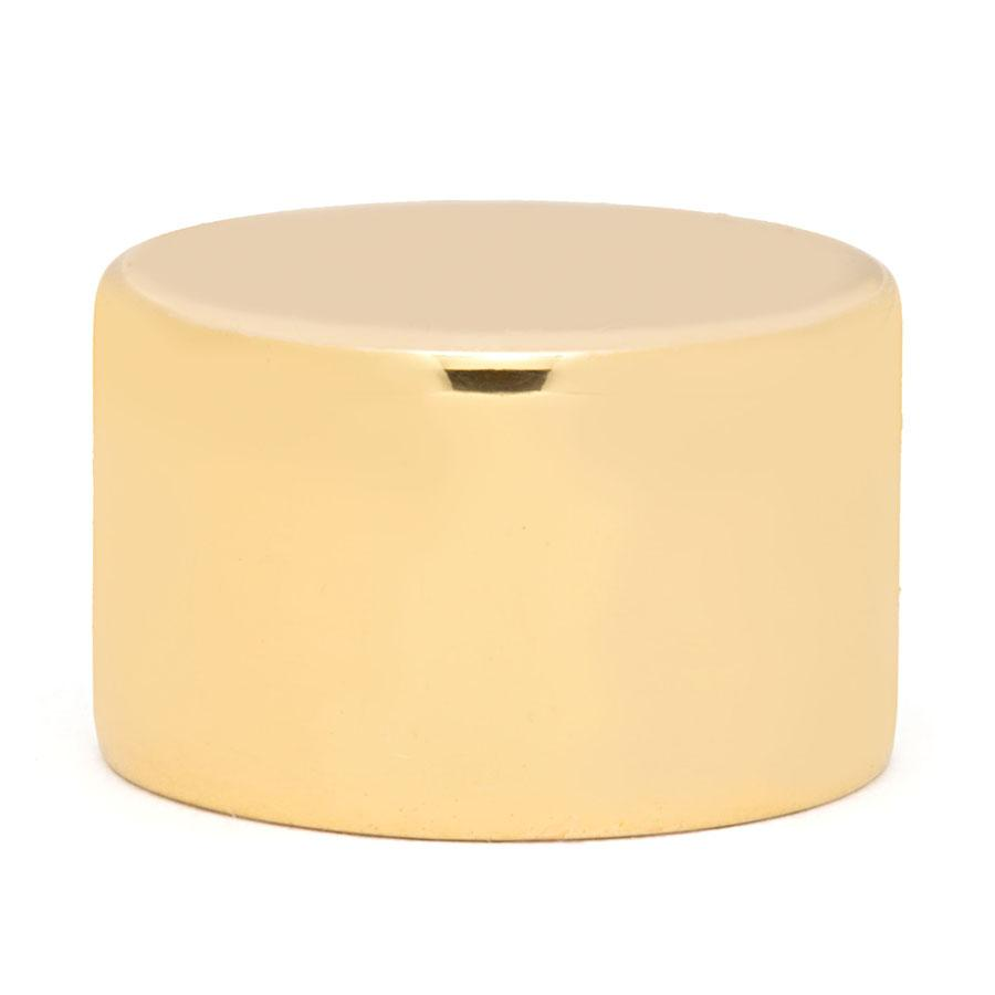 5/8 Cap - Liberty Brass