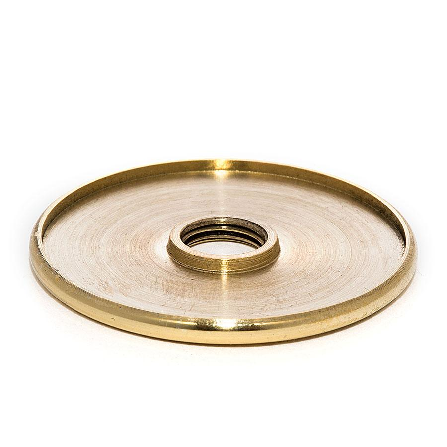 Tapped Check Ring - Liberty Brass