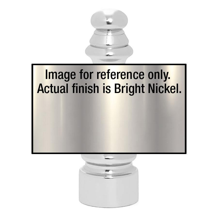 Medium Colonial Finial