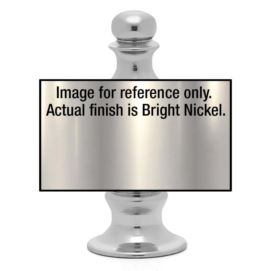 1 1/2 High Urn Finial - Liberty Brass