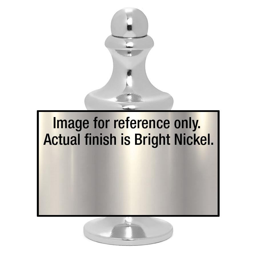 Medium 3/4 Urn Finial - Liberty Brass