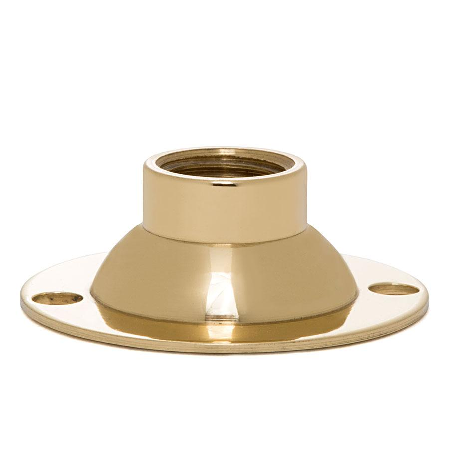 2 Hole Flange - Liberty Brass