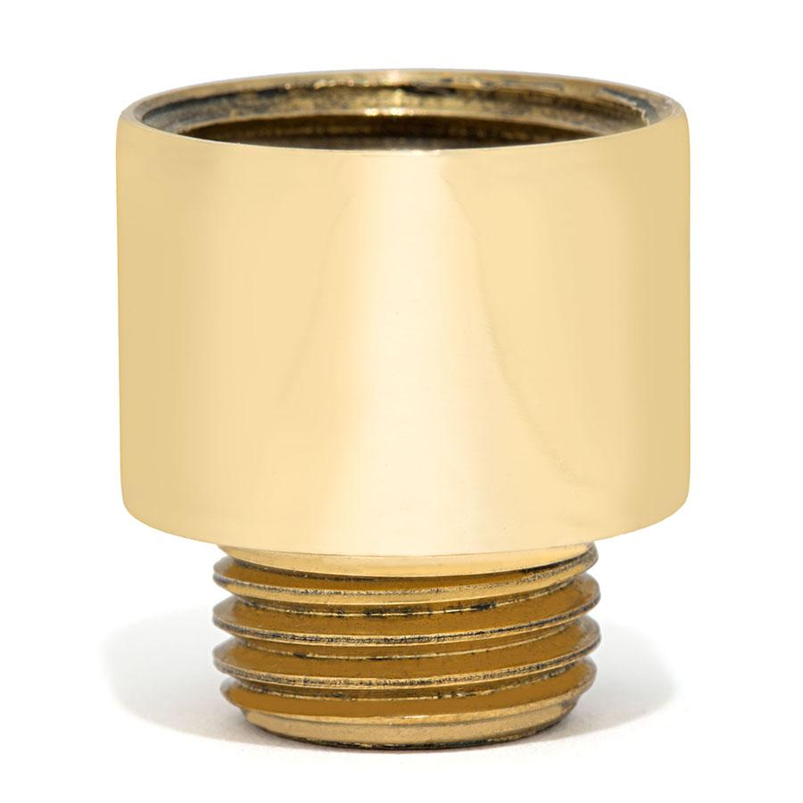 Plain Male and Female Nozzle - Liberty Brass