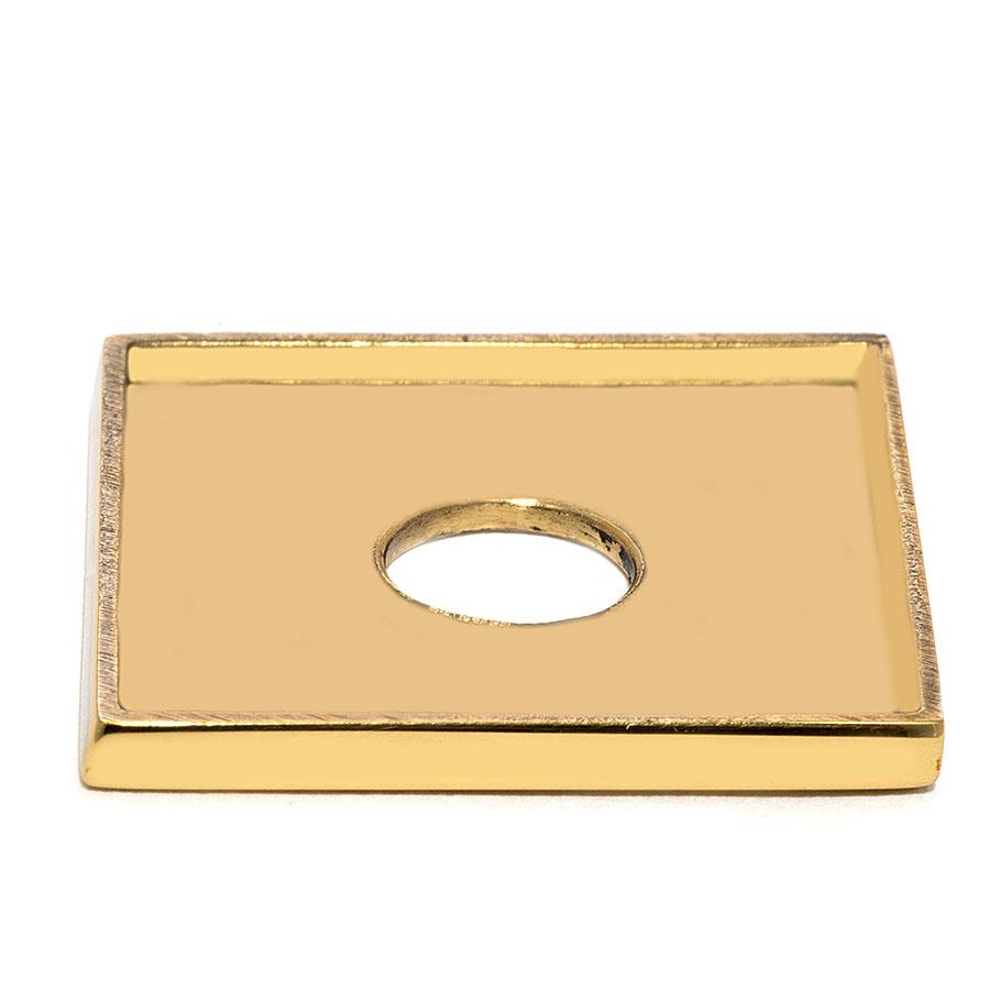 Square Check Ring - Liberty Brass