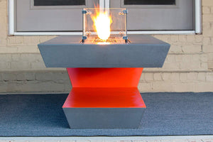 THE RESONATE - DESIGNER SERIES FIRE TABLE