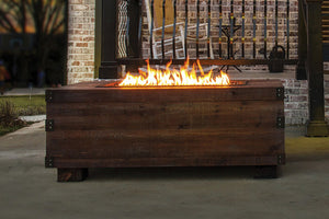 12th SOUTH TRUNK  - DESIGNER SERIES FIRE TABLE