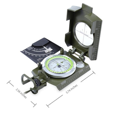 Professional Pocket Compass