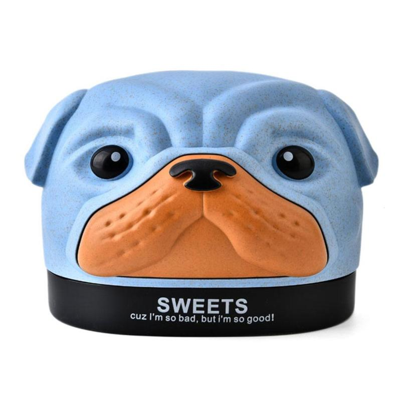 Cute Dog Tissue Box Cover