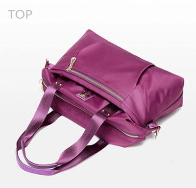 Nylon Shoulder Bag for Women