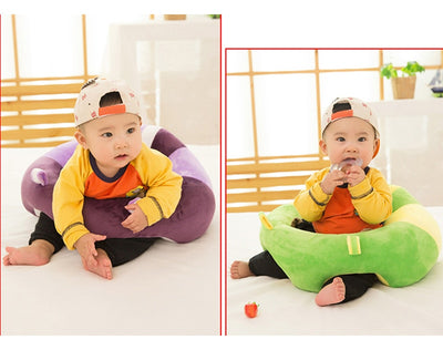 Infant Floor Seating Cushion