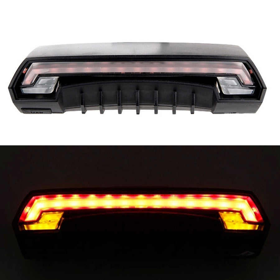Wireless Laser Bike Tail Light