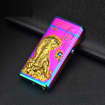 Tiger Double Arc Plasma Electric Lighter