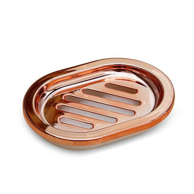 Rose Gold Soap Dish Holder