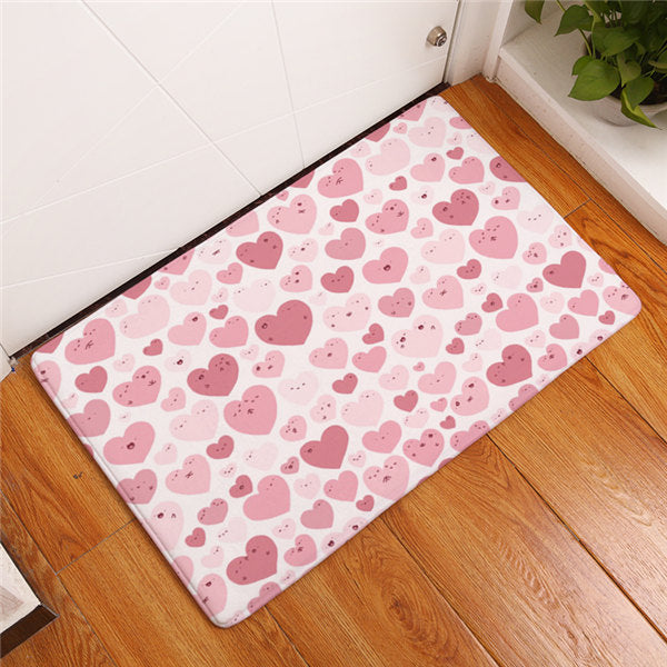 Lovely Cartoon Animal Welcome Mat