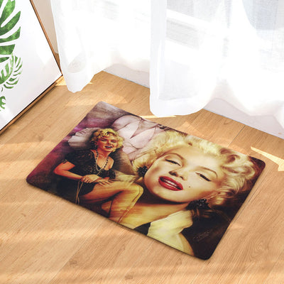Marilyn Monroe Everlasting Star Welcome Mat